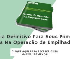 Manual do Operador de Empilhadeiras